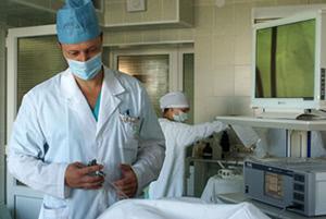 Эндоскопическая цистолитоэкстракция