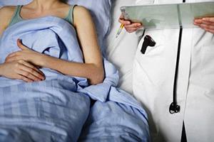 Процесс проведения раздельного диагностического выскабливания полости матки