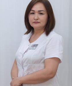Жарматова Айдана Келдибековна