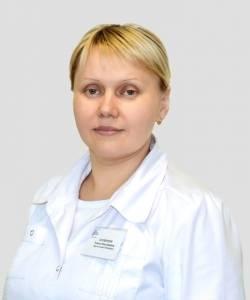 Болвачева Елена Николаевна