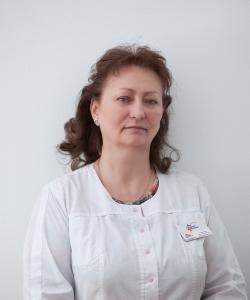 Ганиман Ирина Ивановна