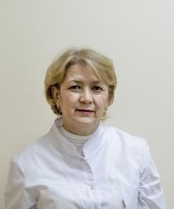 Акрамова Гавхар Сайдуллаевна