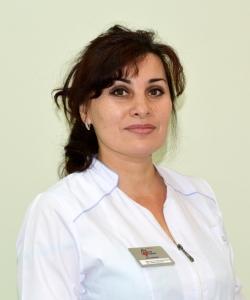Эрматова Светлана Джамиловна