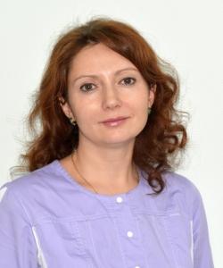 Сливченко Елена Евгеньевна