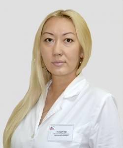 Расцелуева Ксения Анатольевна