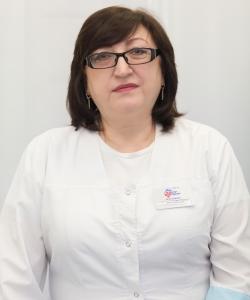 Липатникова Елена Ивановна