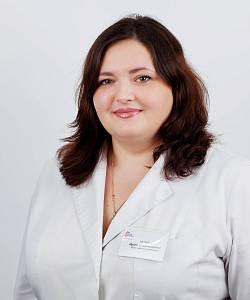 Балаба Ирина Владимировна - гинеколог-хирург