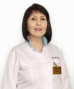 Буранова Фарида Бахрановна - гинеколог-хирург